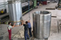 Renewal of used cylinders